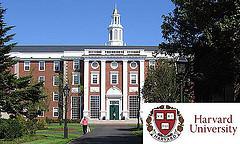 アメリカ・マサチューセッツ州のハーバード大学