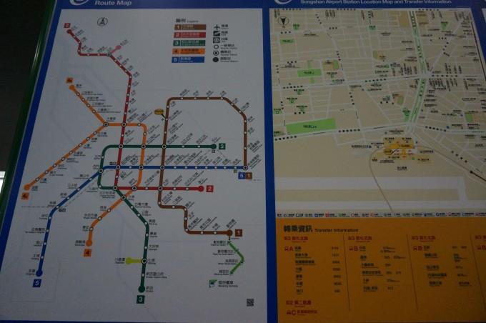 台北地下鉄2
