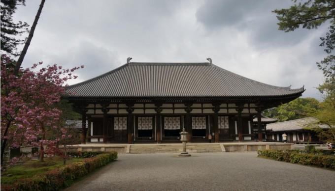 天平時代のままの姿が残る唐招提寺