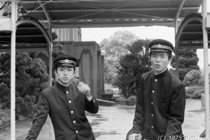 大村高校旧校舎 昭和8年/1933~昭和63年/1988