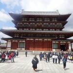 薬師寺への修学旅行