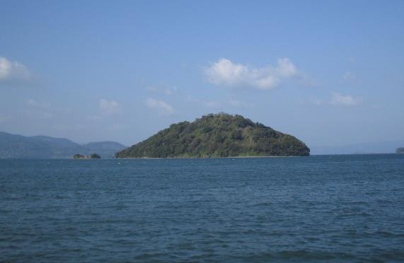 大村湾の臼島 古代からこのまま