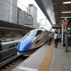 「新幹線」に力を入れる安倍総理