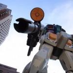 シンガポール建国50周年 ガンダムイベント Gundam Docks at Singapore