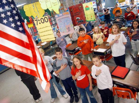 愛国心が強いアメリカ人、そして...