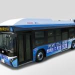 いよいよ東京都で燃料電池(水素)バスの実証実験開始