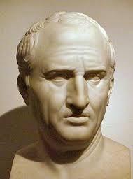 ローマの政治家キケロ