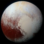 冥王星(めいおうせい)最新映像と太陽系惑星の暗記方法
