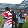 【動画】ラグビーワールドカップ 日本、優勝候補の南アフリカに奇跡的勝利