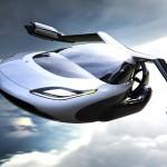 【動画あり】トヨタ、空飛ぶ自動車の特許出願 : TOYOTA Aerocar