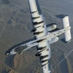 A-10(サンダーボルト)もオスプレイも普通に飛んでた横浜上空