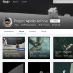 人類が初めて月面に降り立ったアポロ計画、その全写真がフリッカーで公開中