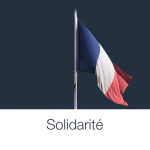 solidarity :【不可算名詞】結束,一致,団結 ; 連帯