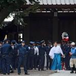 【テロ発生】11月23日10時、靖国神社で爆発[動画あり]