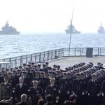 平成27年度 海上自衛隊観艦(かんかん)式