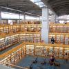表現の自由:映画「図書館戦争」の舞台となった十日町情報館