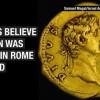 【在校生向け】2000年前のトラヤヌス帝(ローマ帝国)時代の金貨が偶然発見された