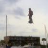 【動画あり】フライボードで2キロ以上の飛行に成功