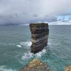 宇宙のような地球の光景:アイルランド