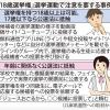 【18才選挙権】選挙運動で注意すること