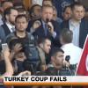 トルコのクーデターは失敗:アルジャジーラ実況で確認済み