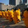【写真】横浜・桜木町 ピカチュウ大発生 2