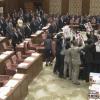 【TPP】やっぱ民進党って暴力好き?NHKはまったく報道せず、朝日毎日はウソ報道か?
