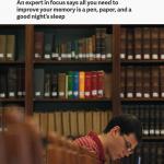 【在校生向け】あなたの記憶力を改善し、成績を上げる方法