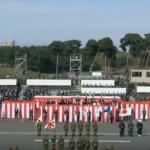 【動画】平成28年度 自衛隊観閲(かんえつ)式、そして中共・人民解放軍とベトナム軍