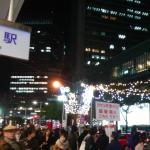 【在校生向け】東京は夜の七時、名古屋も夜の七時。年末の名古屋、その特長