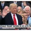 【動画】ドナルド・トランプ氏の大統領就任式中継でいやがらせ放送したNHK。そして、これからおきる米中戦争?