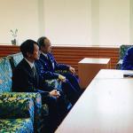 【開戦前】日米首脳会談が、普通に、電話でおこなわれるようになったもよう