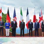 G7 サミットで、日本の共謀罪が各国から支持されたもよう