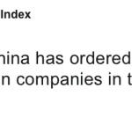 【速報】中国も北朝鮮に制裁(せいさい)を始めた。そして、長崎県でおこなわれている平和教育が間違いである理由
