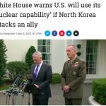 【開戦前】日本のマスコミが報道しなかったアメリカ・ホワイトハウスからの重要メッセージ