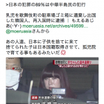 【やっぱり犯人は韓国人でした】産んだ子供を駐車場のゴミ箱に捨てて出国した韓国人、再入国して逮捕
