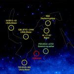 ゴジラと富士山、NASA(アメリカ航空宇宙局)によって、正式に星座へ:場所はγ(ガンマ)宇宙域?