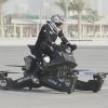 【動画あり】ドバイ警察、アニメに登場するホバーバイク(飛行バイク)を現実に導入・配備