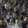 【中国は刑務所】人民は顔で識別され、共産党のポイント制。そしてアニメ「東のエデン」