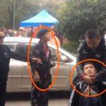 【国はデカいが器が小さい中国】動画みるアル:中国、和服を着た花見客に暴行
